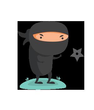 Almost a ninja
